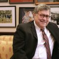 William Barr, pictured during a meeting on Capitol Hill on Jan. 9, has been confirmed as the next attorney general of the United States.