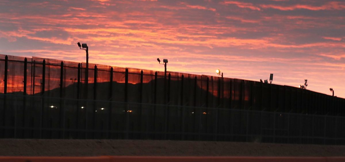 Lawmakers are to vote Thursday on a spending bill that authorizes construction of new fencing on the U.S.-Mexico border but does not finance the kind of wall demanded by President Trump.