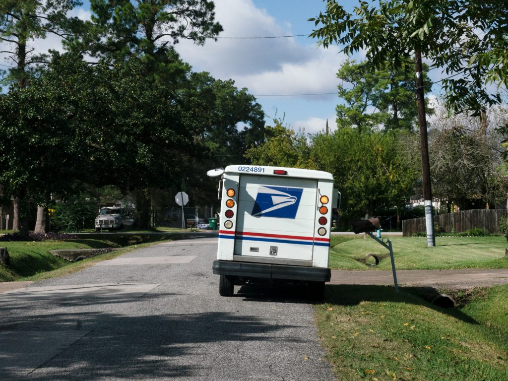 Perry-Evans never missed a day of work as a mail carrier for the USPS in the months she spent applying for disaster funds.