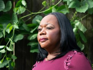 Kathy Payton is the director of the Fifth Ward Community Redevelopment Corp., a neighborhood nonprofit in Houston.