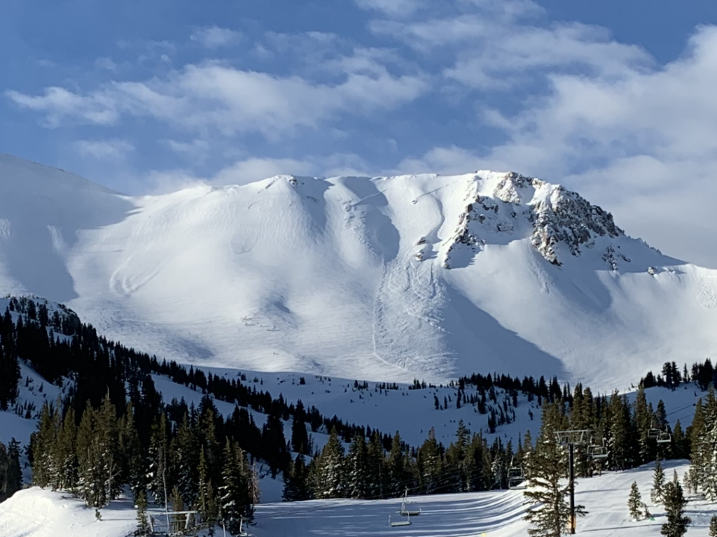 Like most American ski areas, Mammoth Mountain Ski Area operates on U.S. Forest Service land thanks to a federal lease. Shrinking federal budgets to maintain recreational access to public lands mean locals have to be creative to keep trails open and safe.