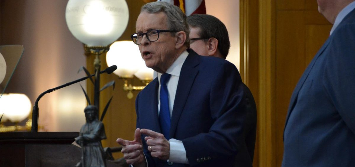 Gov. Mike DeWine delivers his first State of the State address