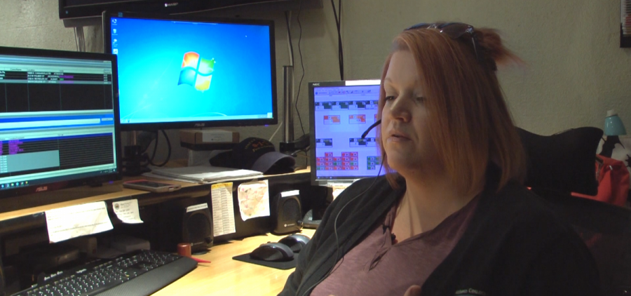 Elizabeth McQuade talks about her experience as a dispatcher