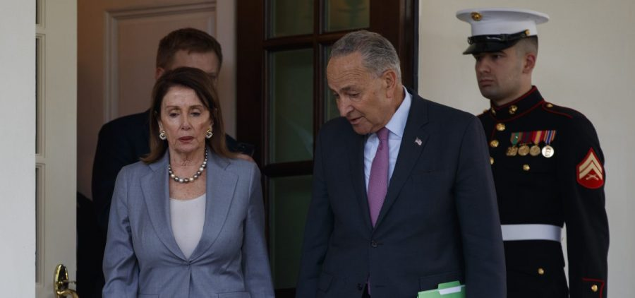 House Speaker Nancy Pelosi and Senate Minority Leader Chuck Schumer said they had a constructive meeting with President Trump on infrastructure on Tuesday.
