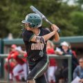 Ohio Softball Allie Englant