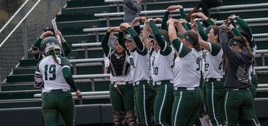 Ohio Softball Celebrates