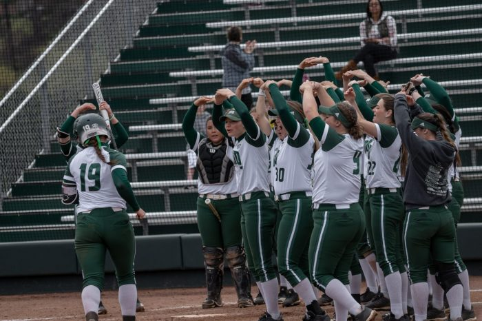 Ohio Softball Celebrates