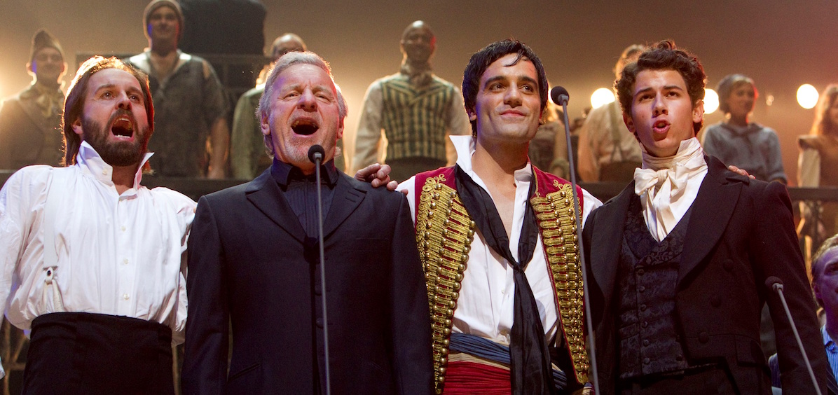 Les Miserables 25th Anniversary Concert at the O2 | Tuesday