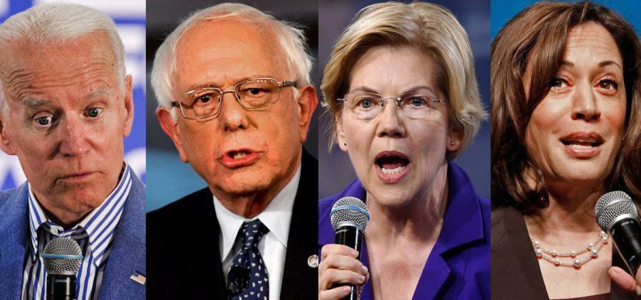 Former Vice President Joe Biden, Sen. Bernie Sanders, Sen. Elizabeth Warren, Sen. Kamala Harris and former Rep. Beto O'Rourke have all made the cut to appear in the first Democratic primary debate.