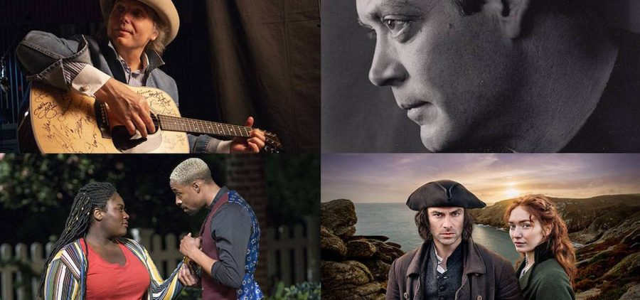 PBS 2019 line-up images, County Music, Great Performances, and Poldark