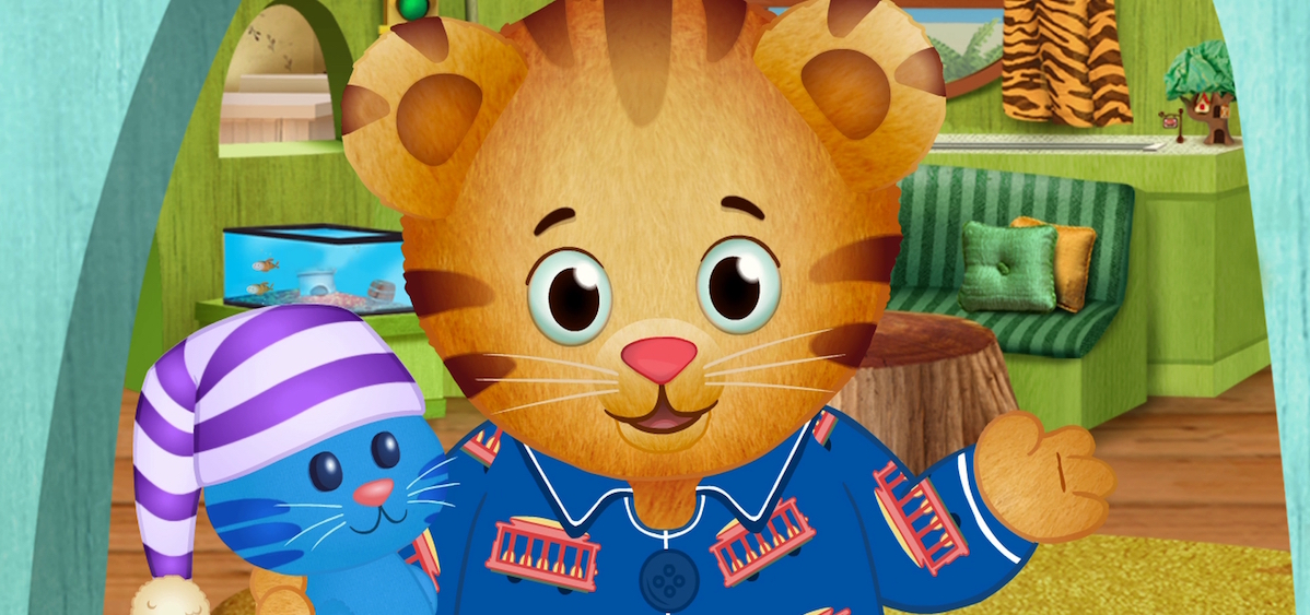 It's just a graphic of Zany Daniel Tiger Pictures
