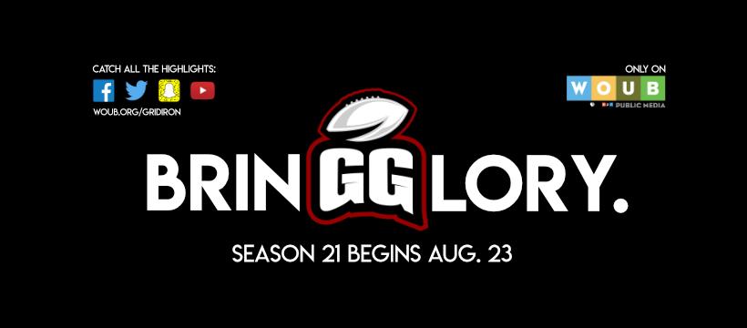 Gridiron Glory social media