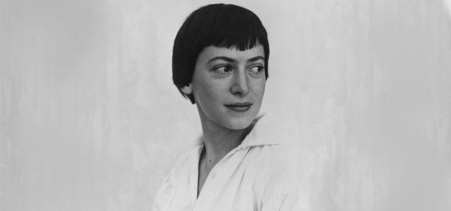 publicity photo of Ursula K. Le Guin