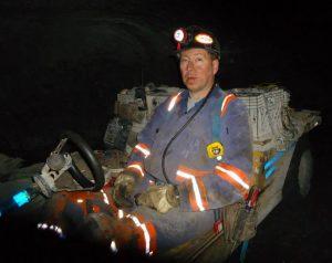 Kentucky miner Bobby Balthis