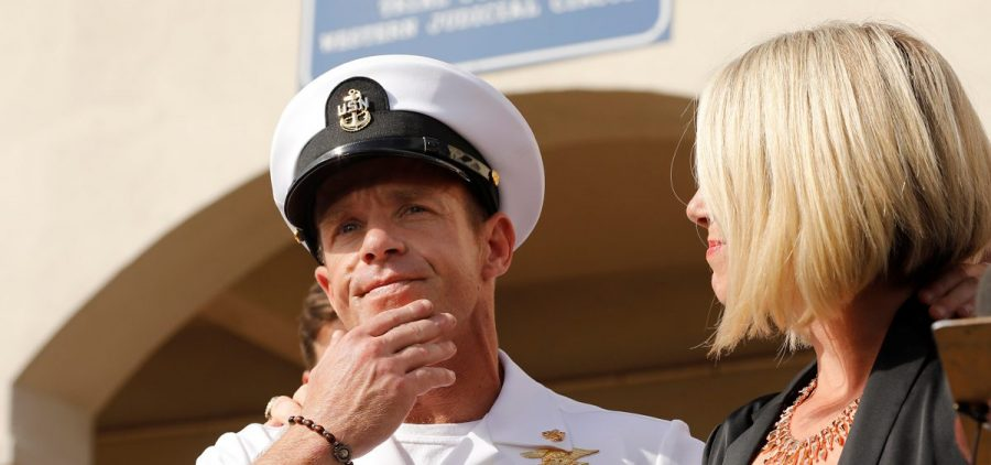 A jury sentenced Navy SEAL Special Operations Chief Edward Gallagher on Wednesday, one day after he was acquitted on the most serious charges he faced.