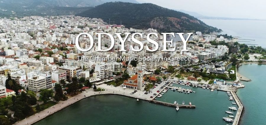 Live from Lincoln center: Odyssey- The Chamber Music Society in Greece