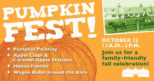 Pumpkin Fest flier