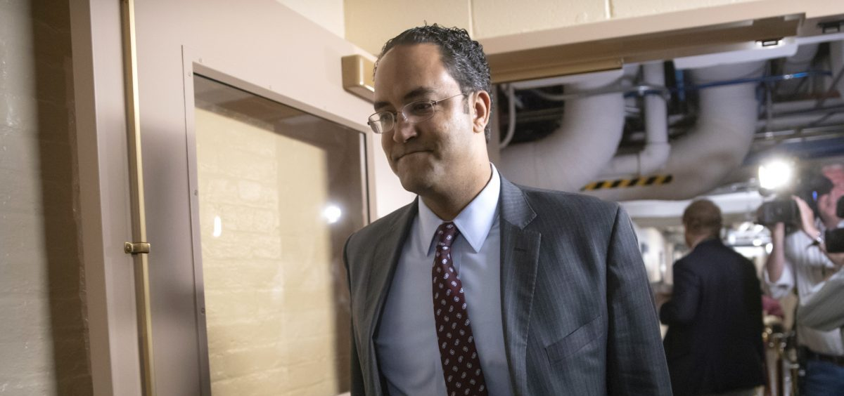 Rep. Will Hurd, R-Texas, announced on Aug. 1 that he would not run again in 2020, amidst a wave of GOP retirements. His exit carries symbolic weight, as he is the only African American GOP House member.