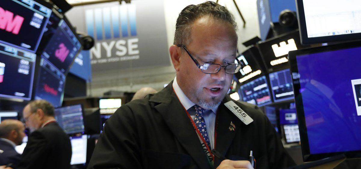 U.S. stock indexes tumbled Wednesday after rebounding a day earlier amid an escalating trade war between the United States and China.
