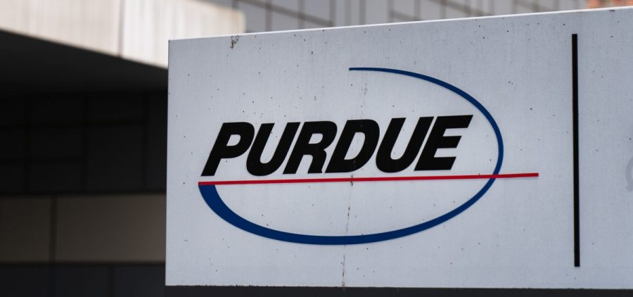 Purdue Pharma and other health care giants are discussing potential deals with authorities that could resolve thousands of lawsuits they're facing over the U.S. opioid epidemic.
