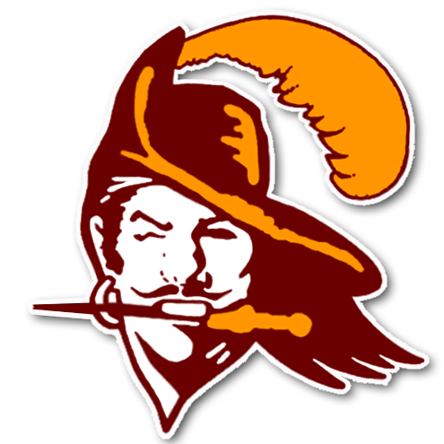 Meigs Marauders Logo