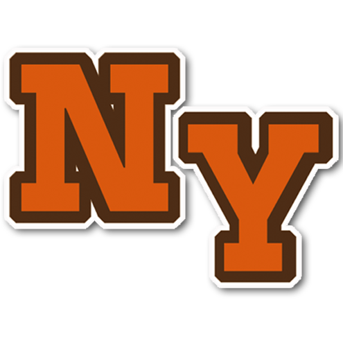 Nelsonville York Buckeyes Logo