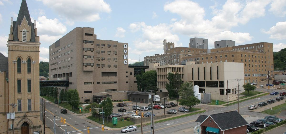 Ohio Valley Medical Center in Wheeling, West Virginia.