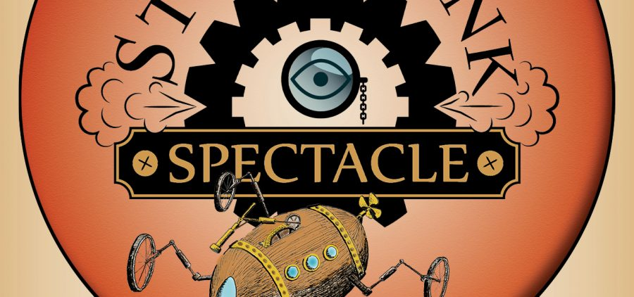 Steampunk Spectacle Poster
