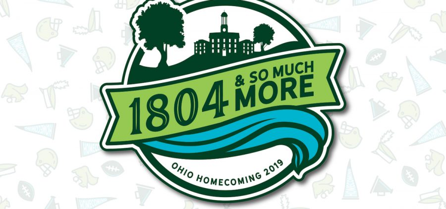 2019 Ohio Homecoming logo