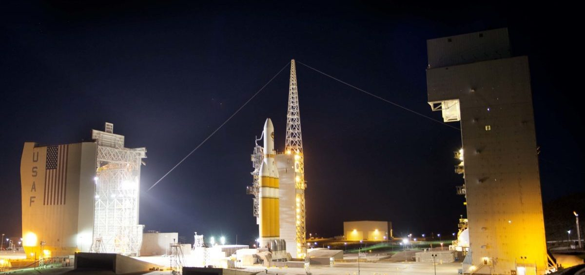 The spy satellite, known as USA 224 or NROL-49, was launched in 2011 from Vandenberg Air Force Base in California.