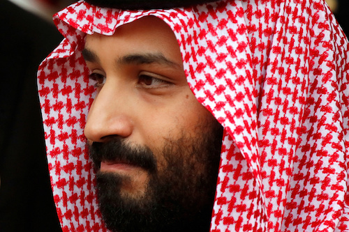 Japan G20 Summit Mohammed bin Salman Frontliine