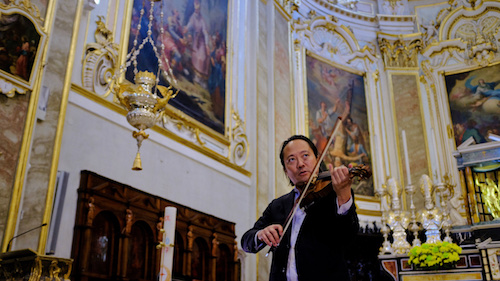"""Scott Yoo - GREAT PERFORMANCES: NOW HEAR THIS """"Vivaldi: Something Completely Different"""""""