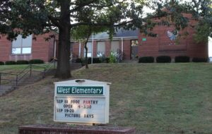 West Elementary in Athens, Ohio