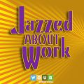 Podcast logo, Jazzed About Work