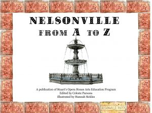 Nelsonville from A to Z flier