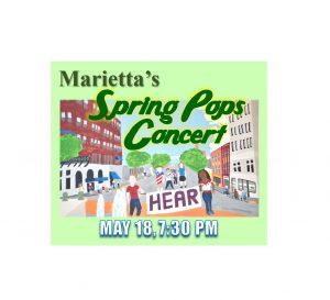 Marietta's Spring Pops Concert