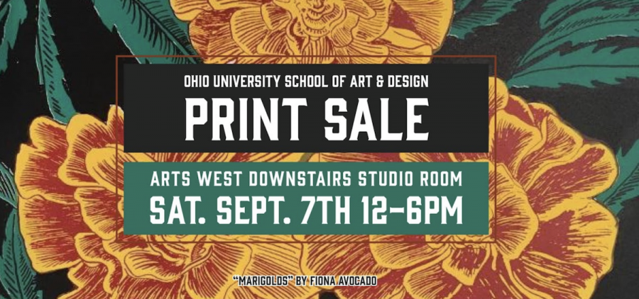 Arts West print sale featured image