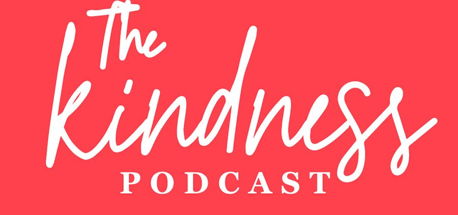 Podcast logo, The Kindness Podcast