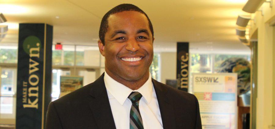 Matt Barnes at Ohio University
