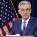 """Federal Reserve Chairman Jerome Powell has said he's not predicting a recession, but the trade war could hurt business spending. """"Uncertainty around trade policy is causing some companies to hold back now on investment,"""" he said this month."""