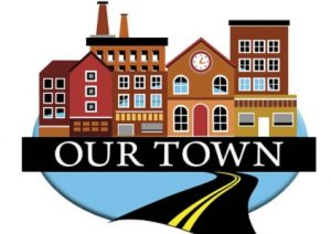 Logo of Our Town documentary series