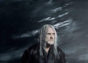 A promotional photo for the Met performance of Wagner's Der Fliegende Hollander