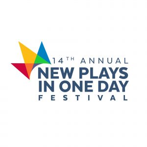New Plays In One Day Festival flier