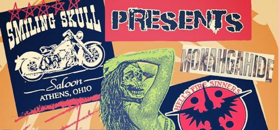 Skull punk show