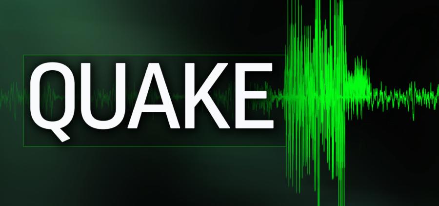 Quake graphic
