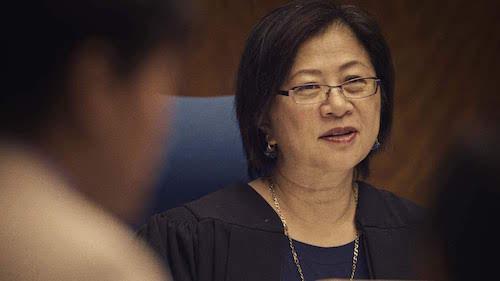 "Judge Toko Serita - POV ""BLOWIN' UP"""