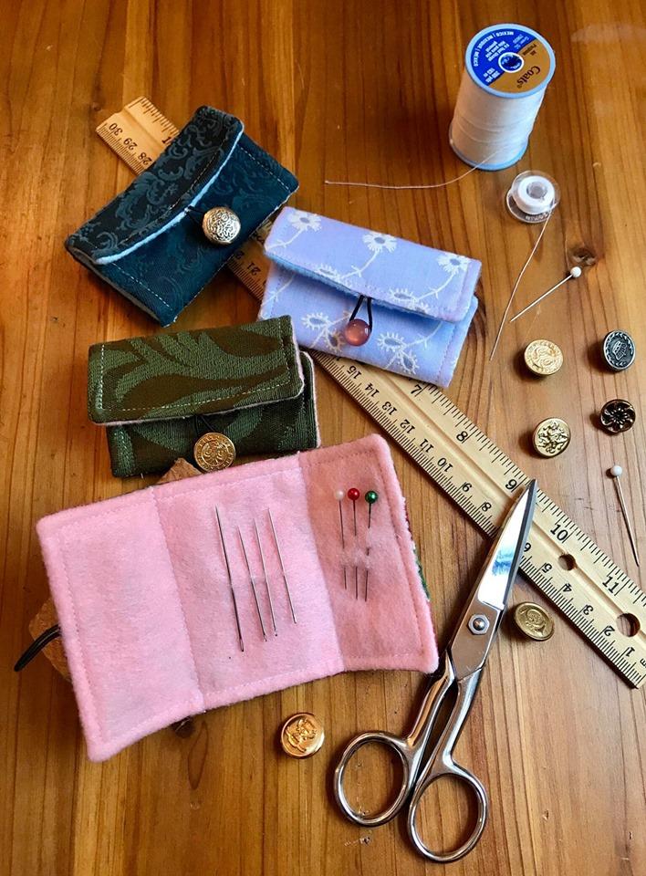 A Beginning Sewing kit