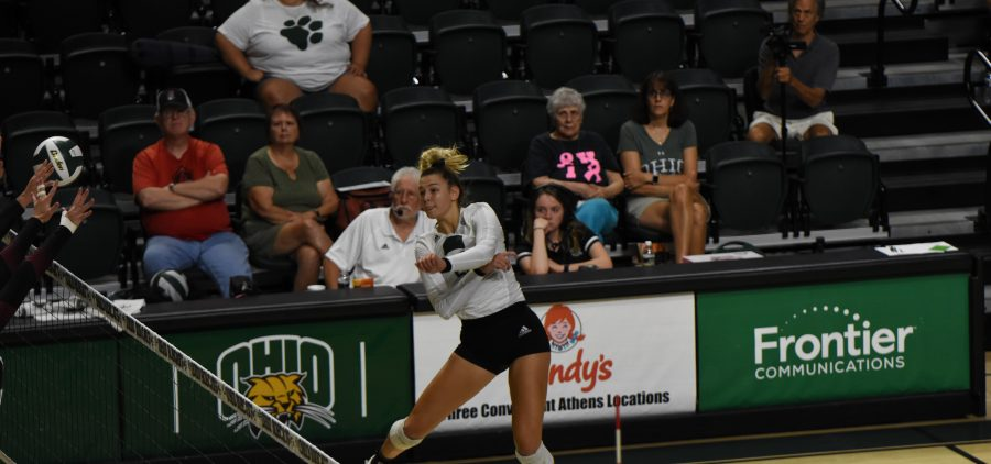 Ohio Volleyball, Maggie Nedoma