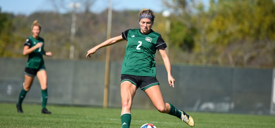 Paige Knorr, Ohio Soccer