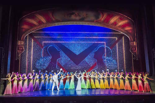 """The company of 42nd Street - GREAT PERFORMANCES """"42nd Street"""""""
